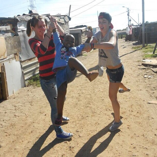 Fun in Langa Township