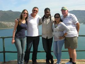 Cape Town tour guide