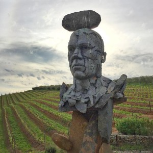 Stone statue - Tokara
