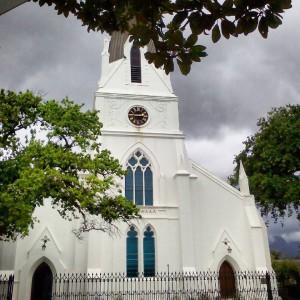 Moederkerk - Stellenbosch Winelands Tour