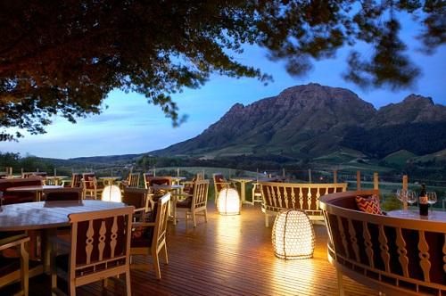 Wine & Dine - Stellenbosch